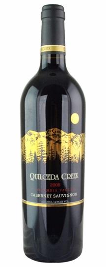 2004 Quilceda Creek Cabernet Sauvignon
