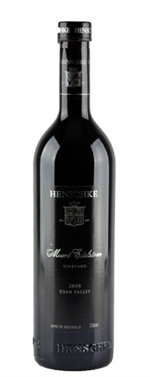 2008 Henschke Shiraz Mount Edelstone Vineyard