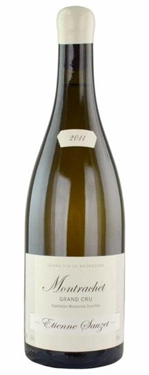 2011 Sauzet, Domaine Etienne Montrachet Grand Cru
