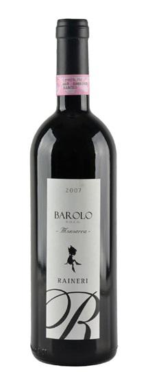 2007 Raineri Barolo Monserra