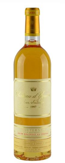 1997 Chateau d'Yquem Sauternes Blend