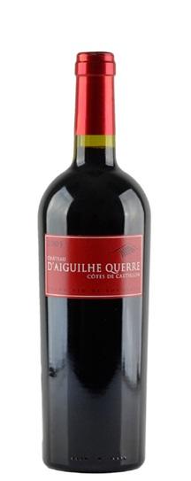 2011 Chateau d'Aiguilhe Querre Bordeaux Blend