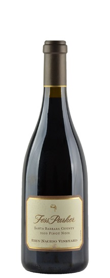 2008 Fess Parker Pinot Noir Bien Nacido Vineyard