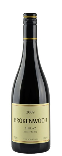 2009 Brokenwood Shiraz Hunter Valley