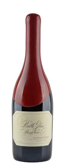 2012 Belle Glos Pinot Noir Las Alturas Vineyard