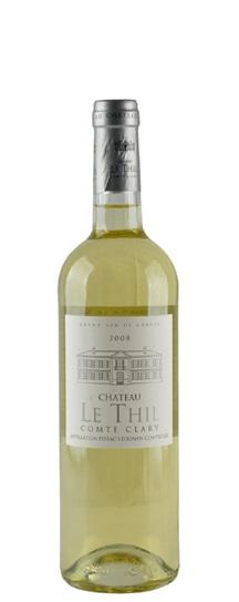 2008 Thil (Comte Clary), Chateau le Blanc