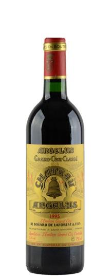 1996 Angelus Bordeaux Blend