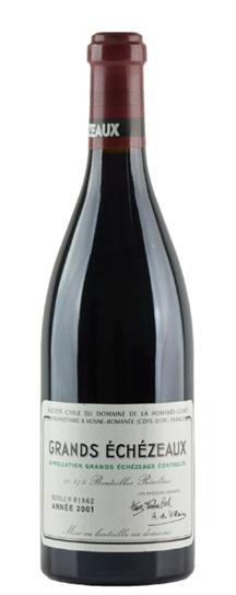 2001 Romanee Conti, Domaine de la Grands Echezeaux Grand Cru
