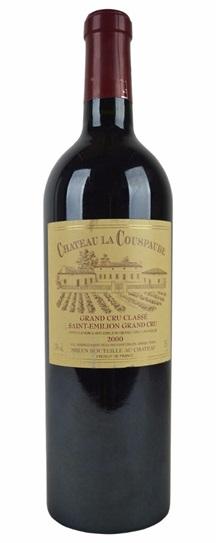 1996 Couspaude, La Bordeaux Blend