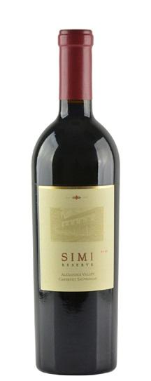 2006 Simi Winery Cabernet Sauvignon Reserve