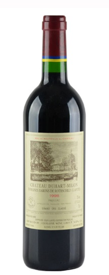 1997 Duhart-Milon-Rothschild Bordeaux Blend