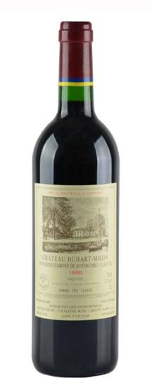 1997 Duhart-Milon-Rothschild Bordeaux Blend