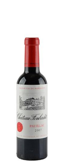 2007 Fonbadet Bordeaux Blend