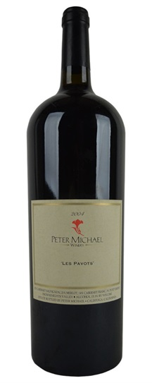 2004 Michael Winery, Peter Les Pavots Proprietary Red Wine