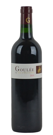 2010 Goulee Bordeaux Blend