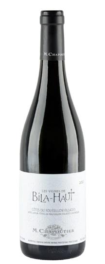 2010 Domaine de Bila Haut (Chapoutier) Cotes de Roussillon Villages les Vignes de la Haut