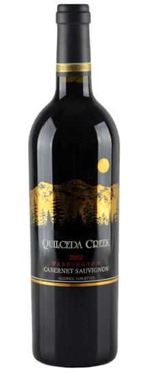 2001 Quilceda Creek Cabernet Sauvignon