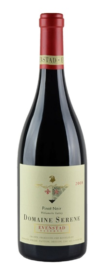 2008 Serene, Domaine Pinot Noir Evenstad Reserve
