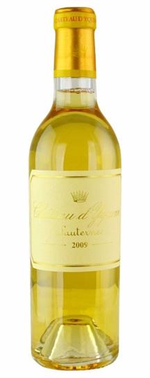 2009 Chateau d'Yquem Sauternes Blend