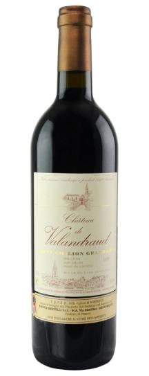 1995 Valandraud Bordeaux Blend