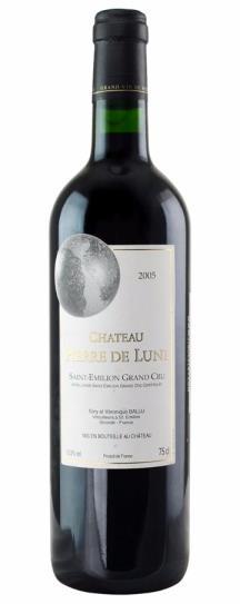 2010 Pierre de Lune Bordeaux Blend