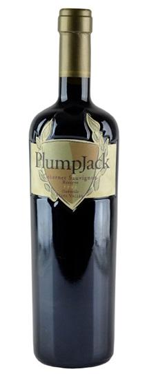 1996 Plumpjack Cabernet Sauvignon Reserve