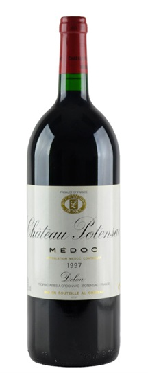 1997 Potensac Bordeaux Blend