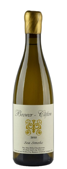 2010 Brewer-Clifton Seasmoke Vineyard Chardonnay