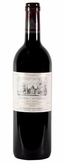 2000 Cantemerle Bordeaux Blend