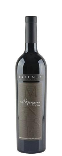 2008 Yalumba Cabernet Sauvignon Menzies