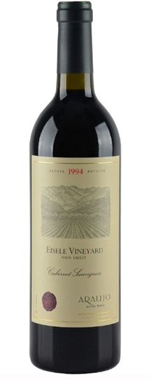 1994 Araujo Estate Cabernet Sauvignon Eisele Vineyard