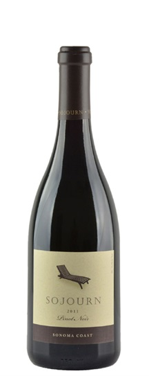 2011 Sojourn Cellars Pinot Noir Sonoma Coast