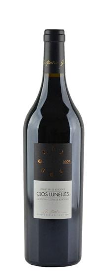 2009 Clos les Lunelles Bordeaux Blend