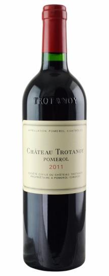 2011 Trotanoy Bordeaux Blend