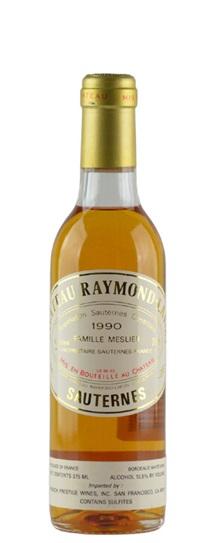 1986 Raymond-Lafon Sauternes Blend