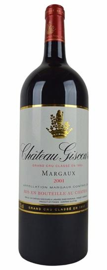 2011 Giscours Bordeaux Blend