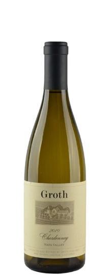 2010 Groth Chardonnay