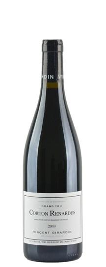 2008 Girardin, Vincent Corton Renardes