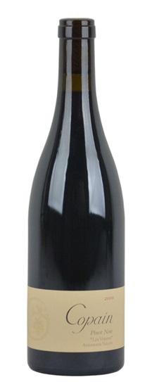 2010 Copain Wines Syrah Les Voisins
