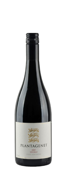 2007 Plantagenet Shiraz Estate