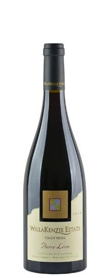 2010 Willakenzie Estate Pinot Noir Pierre Leon