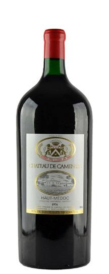 1976 Camensac Bordeaux Blend