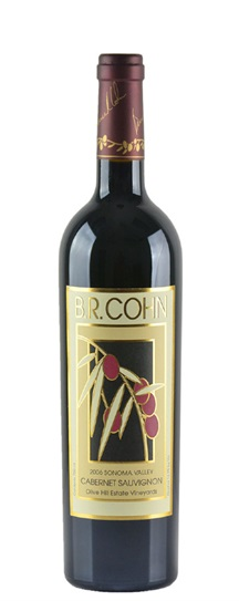 2004 Cohn, B R Cabernet Sauvignon Olive Hill Vineyard