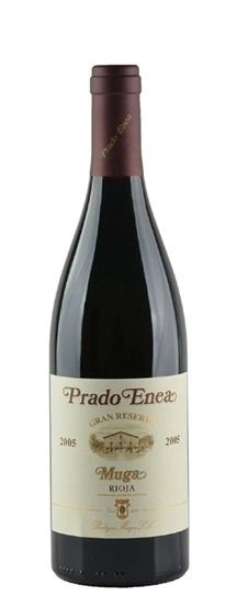 2005 Muga Rioja Gran Reserva Prado Enea