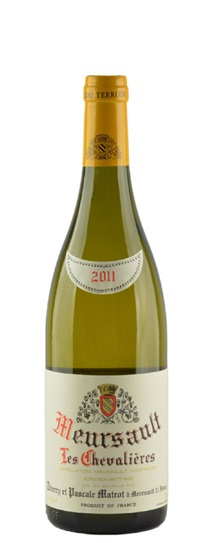 2011 Matrot, Domaine Thierry Meursault Chevalieres
