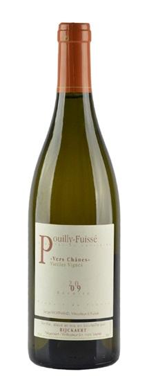 2009 Rijckaert, Maison Jean Pouilly Fuisse Vers Chanes Vieilles Vignes