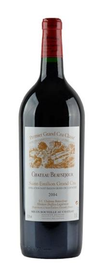 2004 Beausejour (Duffau Lagarrosse) Bordeaux Blend