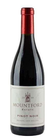 2008 Mountford Estate Pinot Noir