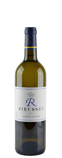 2011 Rieussec R de Rieussec
