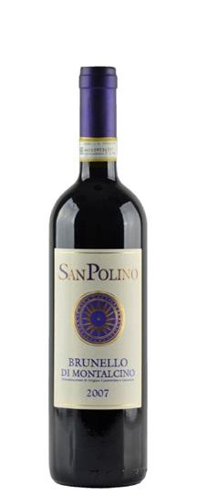 2007 San Polino Brunello di Montalcino